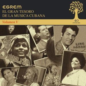 El Gran Tesoro de la Musica Cubana, Vol. 5