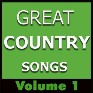 Great Country Songs, Vol. 1