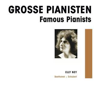 Grosse Pianisten - Elly Ney