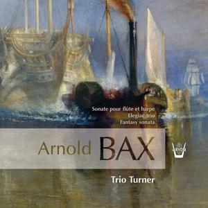 Arnold Bax: Elegiac Trio, Fantasy Sonata & Sonata