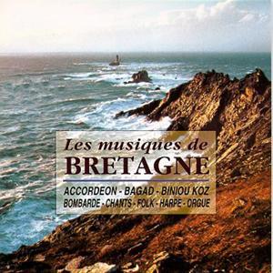 Les Musiques de Bretagne (The sounds of Brittany - Celtic music Keltia Musique)