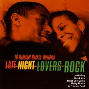 Late Night Lovers Rock
