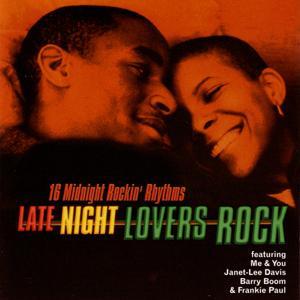 Late Night Lovers Rock