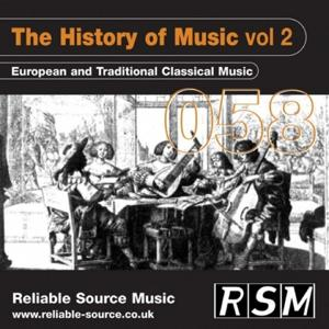 History of Music Vol.2