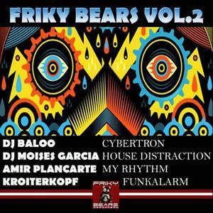 Friky Bears, Vol. 2