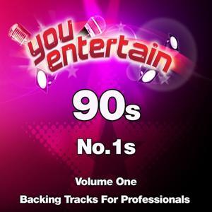 90's No.1s - Professional Backing Tracks, Vol. 1