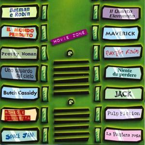 Movie Zone 2nd Street (The Most Seductive Movie Soundtracks)