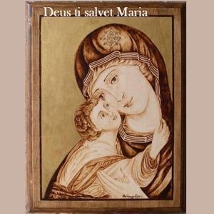 Deus ti salvet Maria (Canto popolare sardo)