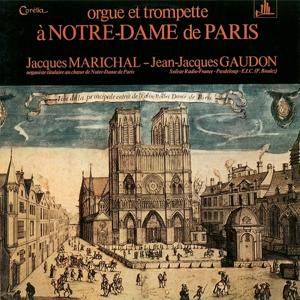 Orgue et trompette à Notre-Dame de Paris