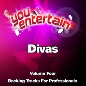 Divas - Professional Backing Tracks, Vol. 4