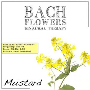 Mustard EFT Dose Therapy (Binaural Real Frequency from Bach Flowers)
