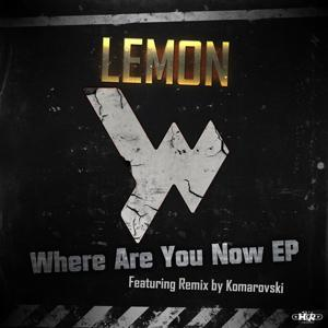 Where Are You Now EP