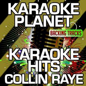Karaoke Hits Collin Raye (Karaoke Version)