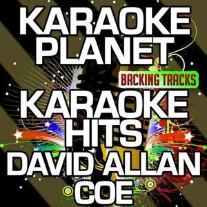 Karaoke Hits David Allan Coe (Karaoke Version)