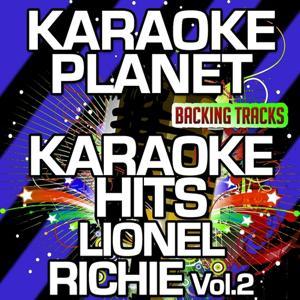 Karaoke Hits Lionel Richie, Vol. 2 (Karaoke Version)