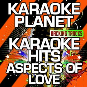 Karaoke Hits Aspects Of Love (Karaoke Version)