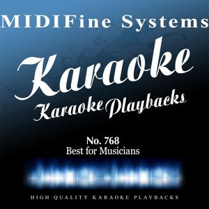 MIDIFine Systems: The Best for Musicians, Vol. 768 (Karaoke Version)