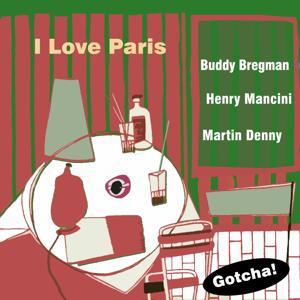 I Love Paris (Lounge Serie)