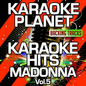 Karaoke Hits Madonna, Vol. 5 (Karaoke Version)