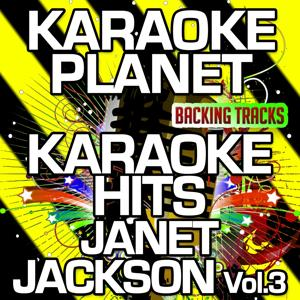 Karaoke Hits Janet Jackson, Vol. 3 (Karaoke Version)