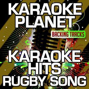 Karaoke Hits Rugby Song (Karaoke Version)