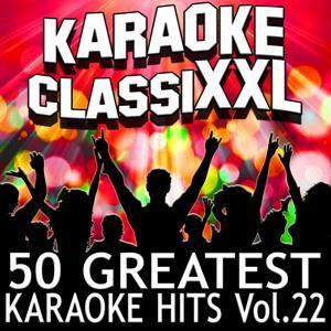 50 Greatest Karaoke Hits, Vol. 22 (Karaoke Version)
