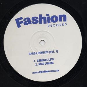 Fashion Records Ragga Remixes, Vol.1
