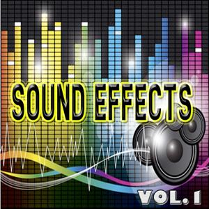 Sound Effects, Vol. 1 (Water, Police, Radio, Tennis, Motor Bike and More)