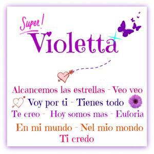 Super Violetta