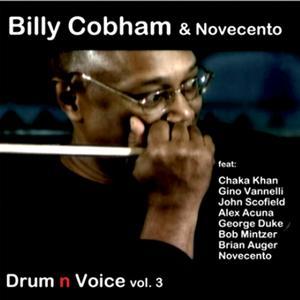 Billy Cobham: Drum'n' Voice, Vol. 3