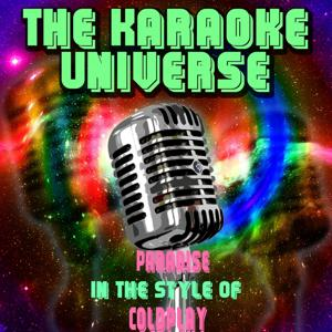 Paradise (Karaoke Version) [in the Style of Coldplay]