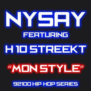 Mon style (92100% hip-hop series)