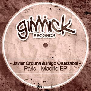 Paris & Madrid EP