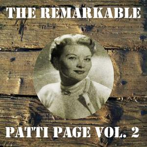 The Remarkable Patti Page Vol 02