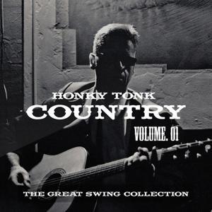 Honky Tonk Country Vol. 01
