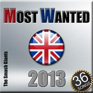 Most Wanted 2013 (Best of UK)