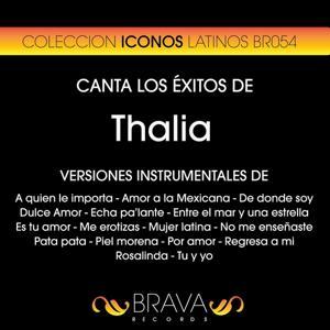 Canta los Exitos de Thalia