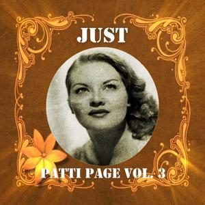 Just Patti Page, Vol. 3