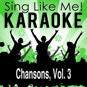 Chansons, Vol. 3 (Karaoke Version)