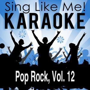 Pop Rock, Vol. 12 (Karaoke Version)