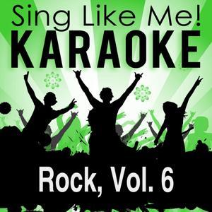 Rock, Vol. 6 (Karaoke Version)