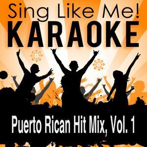 Puerto Rican Hit Mix, Vol. 1 (Karaoke Version)