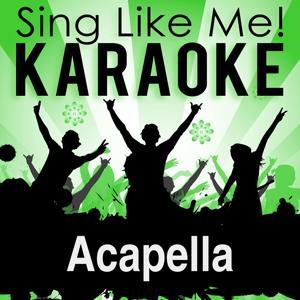 Acapella (Karaoke Version)