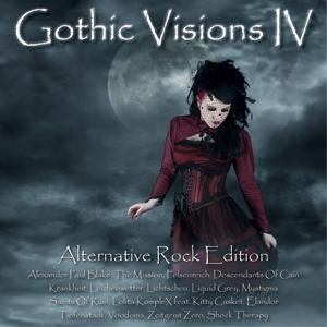 Gothic Visions IV (Alternative Rock Edition)