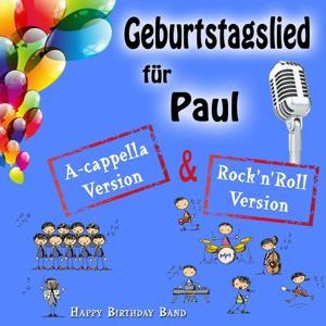 Geburtstagslied für Paul