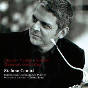 Mozart, Vanhal & Kozeluh: Bassoon Concertos