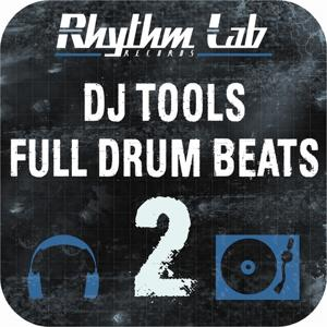 DJ Tools: Full Drum Beats, Vol. 2