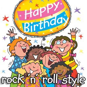Happy Birthday - Rock 'n' Roll Style