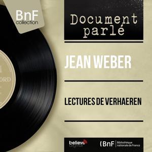 Lectures de Verhaeren (Mono Version)