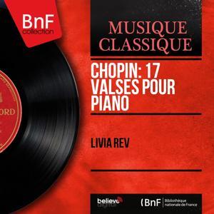 Chopin: 17 valses pour piano (Mono Version)